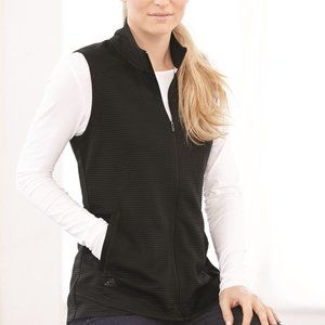 Adidas - Women's Textured Full-Zip Vest